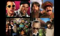 All of the Epic Rap Battles of History season Finales