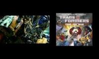 Michael Bay's Transformers mixed with G1 Transformer Music (THE TOUCH)