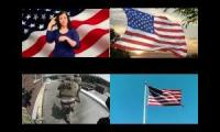 Patriotic Montage Thingy Do
