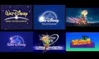 Disney Logo Comparion