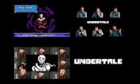 Bonetrousle (UNDERTALE): 16-bit vs. Kazoo vs. Acapella vs. Original