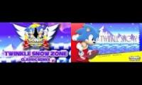 Twinkle Snow Classic - Sonic Generations Remix