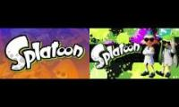 Octoling Mashup (Single Player)