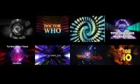 Fan made Classic Doctor Who Titles 2