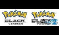 Pokémon Black, White, Black 2, & White 2 Wild Battle Music