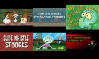 My Favorite Top 10 Worst Spongebob Episodes Videos By These Users.