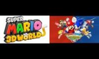 Super Bell Hill Opening - Super Mario 3D World