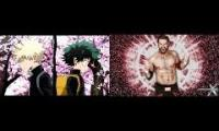 Sami Zayn Theme Goes With Every Anime Opening - My Hero Academia