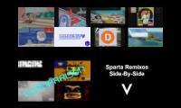 Sparta Remix Quadparison Quadparison (X Video Squared)