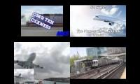 Trains vs Jets Has A Sparta Remix Quadparison V4