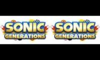 Mushroom Hill Zone, Act 1 - Classic - Sonic Generations
