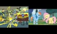 Drawn Together vs My Little Pony Sparta Remix