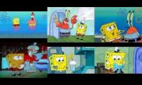 All SpongeBob Episodes mash Up