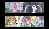 MLP Crying Quadparison