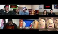Sausage party offical redband trailer 2 mashup reactions 2