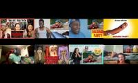 Sausage party official Green band trailer mashup reactions & trailier 2 reactions 2016