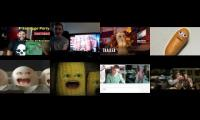 Sausage party offical redband trailer #3 mashup reactions 2016