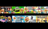 SuperMarioLogan's 8 Jeffy Videos