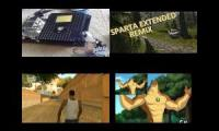 Sparta Remixes Side By Side 47