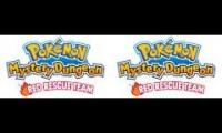 Pokémon Mystery Dungeon: Red Rescue Team Mashup - Escape through the Snow/Frosty Grotto