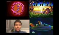 DNA Productions, Brian Coukis and Jimmy Neutron Mashup