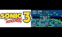 Sonic the Hedgehog 3 - Hydrocity Zone, Act 1 (Genesis + SNES (TheLegendofRenegade) Mashup)
