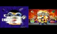 Ody1305 Movie:Klasky Csupo Robot Watches Jimmygak Mishavabiles at Warner Bros. Studio