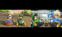 DanTDM vs Stampylonghead Mario Kart 8 Race (Not Mine)