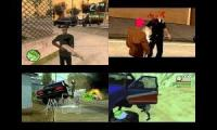 gt san andreas police in the nutshell