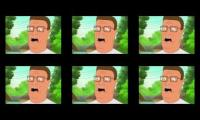Hank Hill saying Bwah
