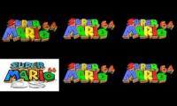 Mario 64 Slide(s) Mix experiment