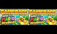 GAMERACE | SUPER MARIO 3D WORLD | VS. MAARIOLP & LONESTAR