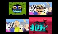 Klasky Csupo Effects vs Caillou Csupo Effects (REMAKE)