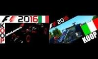 F1 2016 KOOP Saison 1 #15 – Monza, Italien GP – Lets Play Formel 1 2016 Gameplay German | CSW
