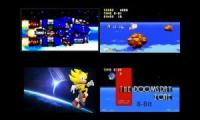 Sonic the Hedgehog 3 and Knuckles- The Doomsday Zone Mashup