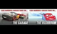 Cars Daredevil Garage The Die-cast Series Episodes 1 - 8