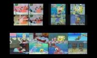 Spongebob Sqaurepants Superparison