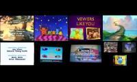Winnie The Pooh Blues Clues Cf Tpp Dora Credits Remix Youtube