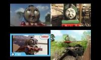 Thomas And Friends Accidents Will Happen Quadparison