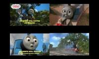 Thomas And Friends Accident Will Happen Quadparison 2