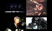BabyMetal VS Megadeth VS Metallica VS Black Veil Brides