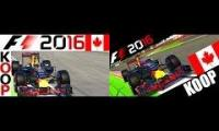 F1 2016KOOP Saison 2 #7 – Montreal, Kanada – Lets Play Formel 1 2016 Gameplay German | CSW