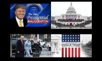 Easy Trump quad stream view