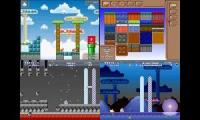 Mario Worker Remake v2.0 Preview annoging goose