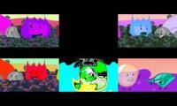 BFDIA 3 in Klasky Csupo Major LOUD