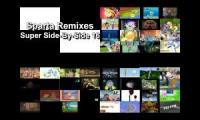 Sparta Ultimate Remix Side by Side