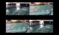 50 Freestyle side by side