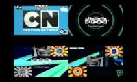 Cartoon Network Vs. Cartoon Cartoons Sparta Remix