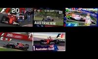 F1 2017 GERMAN YOUTUBER CHAMPIONSHIP #01 Australien Qualifying[F1 2017Mod]