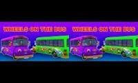 Wheels on the bus party song